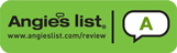 Angiels List--A Rated