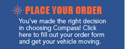 Place your car shipping order